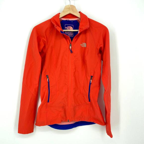 North Face Summit Series Full Zip Up Jacket